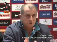 What can I do sometimes? – Fatih Terim