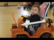 How One Man's Trip to Toys 'R' Us Brought Mobility to Hundreds of Disabled Kids