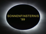 Sonnenfinsternis '99