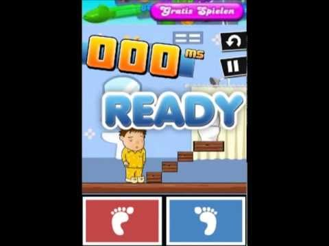 hardestgameever2iphoneipodipad gameplaystage1 5 Hardest game ever 2 (iPhone / iPod / iPad)   Gameplay Stage 1   5