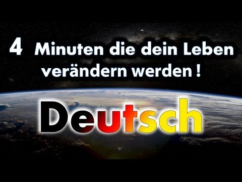 planetearthneedsyou4minutesthatwillchangeyourlifegermandeutsch Planet Earth Needs You: 4 Minutes That Will Change Your Life German / Deutsch
