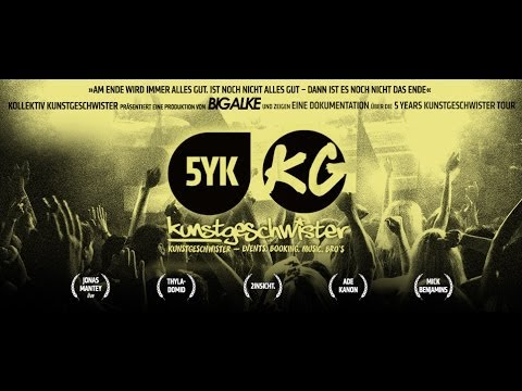 5yk 5yearskunstgeschwistertourdiarybybigalkefulllength 5YK   5 Years Kunstgeschwister TOUR DIARY by BIGALKE (full length)